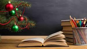 sospensione attività didattiche e chiusura scuola per vacanze natalizie