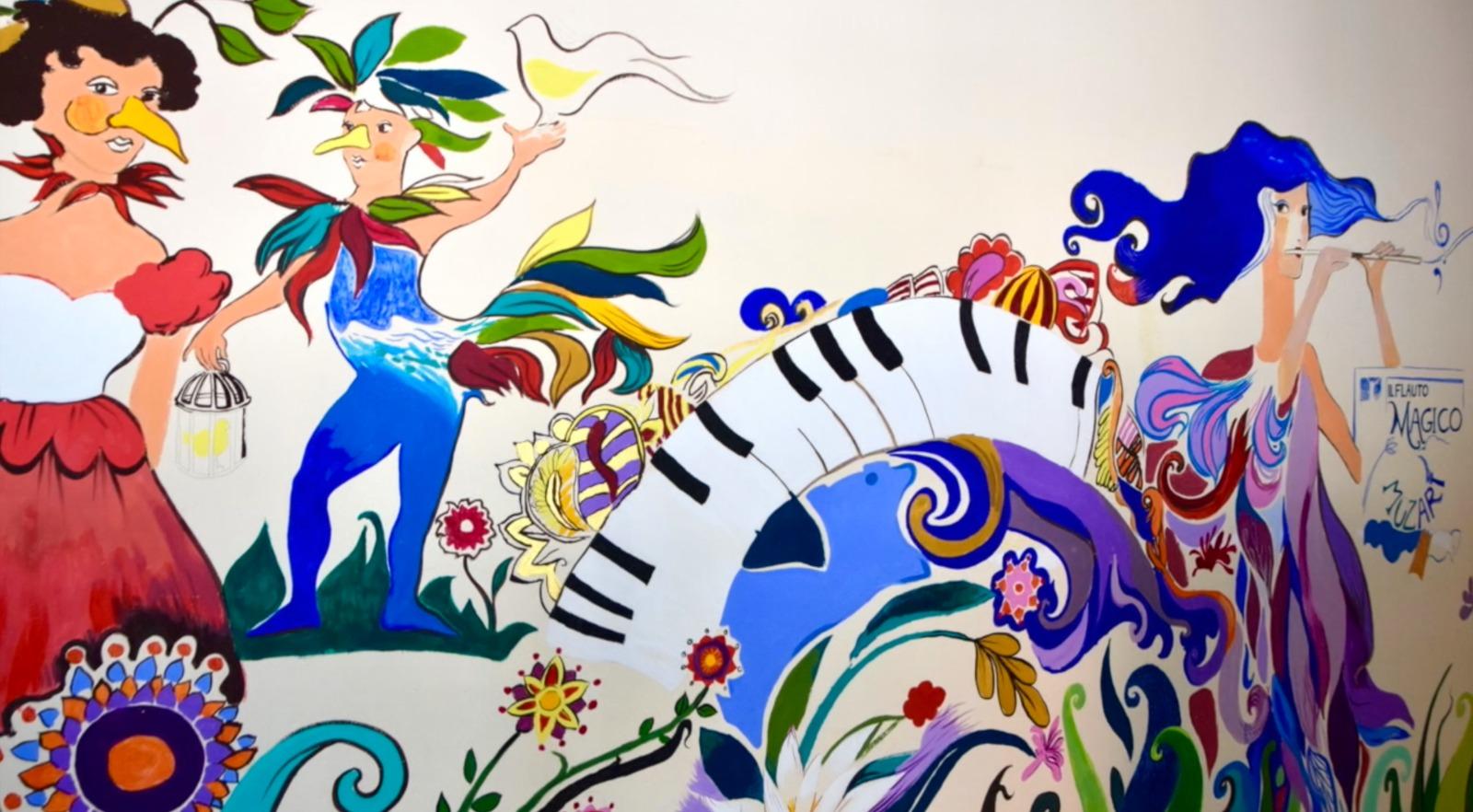 I Murales della nostra scuola