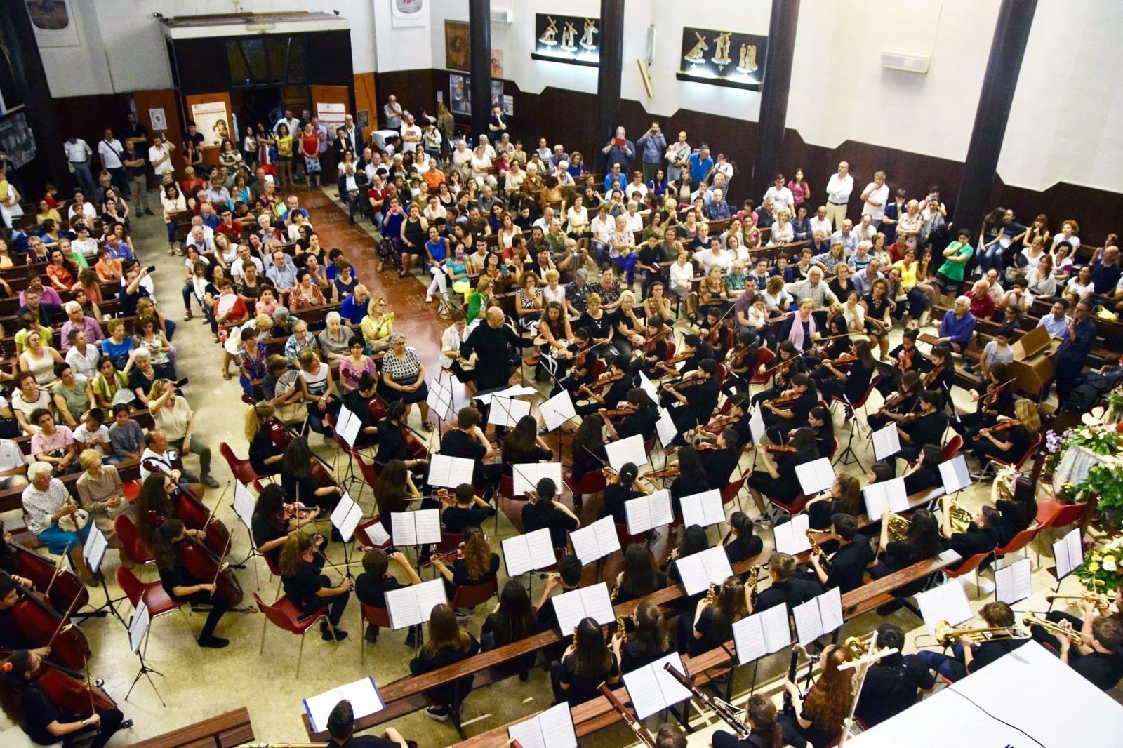 Concerto al Voto Santo di Salerno