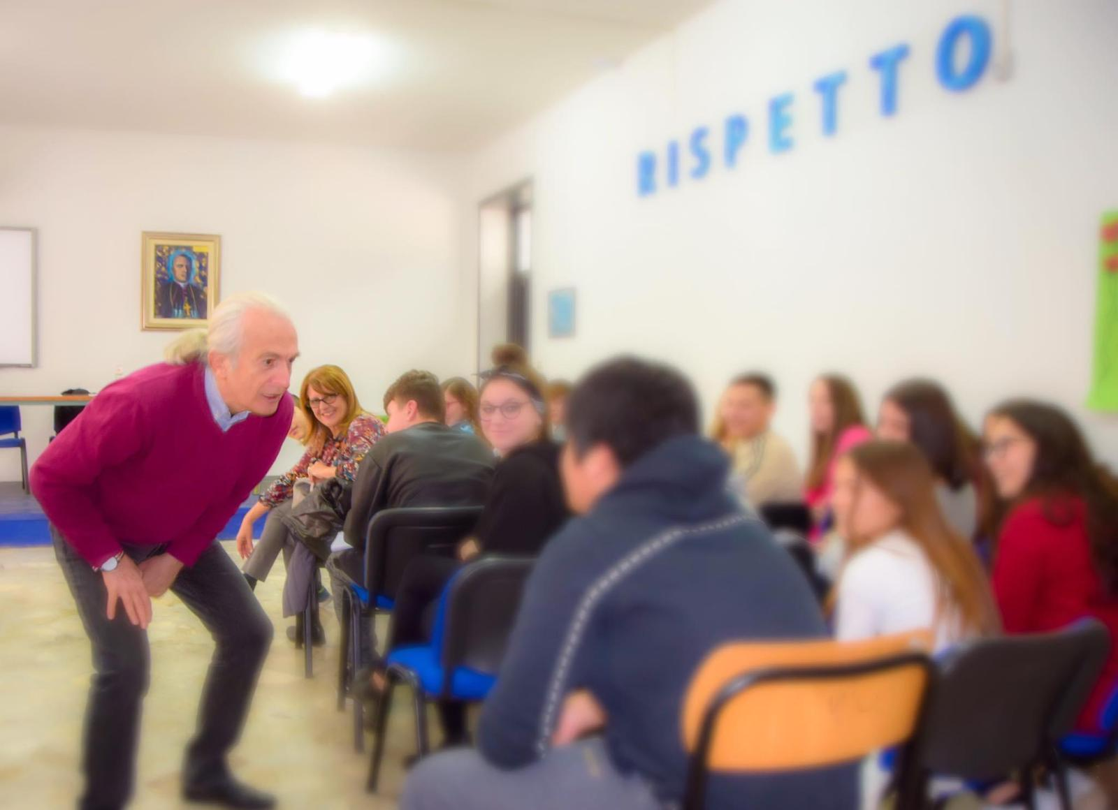 Settimana della creatività - Incontro con il Prof.Paolo Apolito